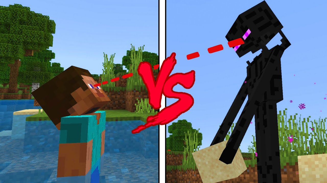 Why Minecraft Endermen Hate Being Stared At