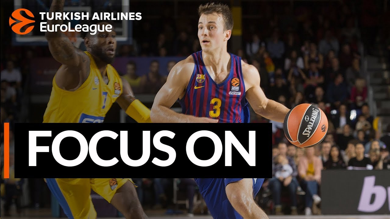 pretty nice 71c0e 246d8 Focus on: Kevin Pangos, FC Barcelona Lassa