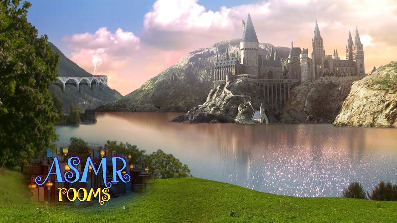 837ceb4f3ce Beautiful day on Hogwarts Grounds - Great Lake Daytime Ambience ...
