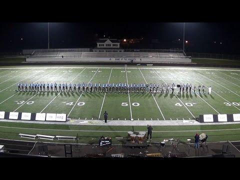 Oak Creek High School (Wisconsin) Marching Knights, 2014 Senior Recognition