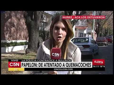 C5N - Policiales: Detuvieron a quemacoches