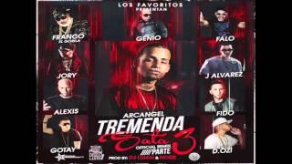Arcangel - Tremenda Sata 3 ft. J Alvarez, Franco El Gorila, Alexis & Fido, Jory Y Falo
