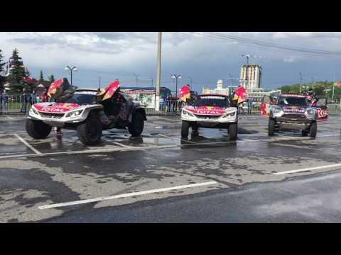 Леонид Каганов: 2017/07/23 Вести с ралли