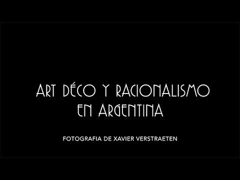 Argentina Art Déco y Racionalismo