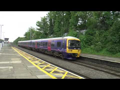 British Rail Ealing Broadway - The Fast Lines May 2014