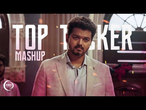 Sarkar - Top Tucker Song Mashup | Thalapathy Vijay | A R Rahman | Abd Mediaworks