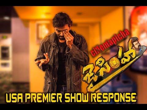 Jai Simha USA Premiere Show Audience Response