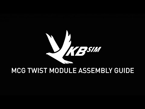 MCG twist module assembly guide