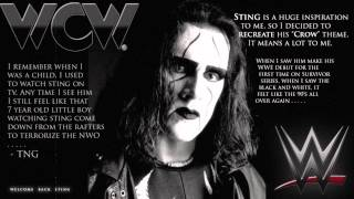 "WCW Sting ""Crow"" Theme (The Enigma TNG Version)"