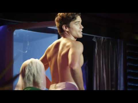 Magic Mike  Ken Doll Matt Bomer Full HD