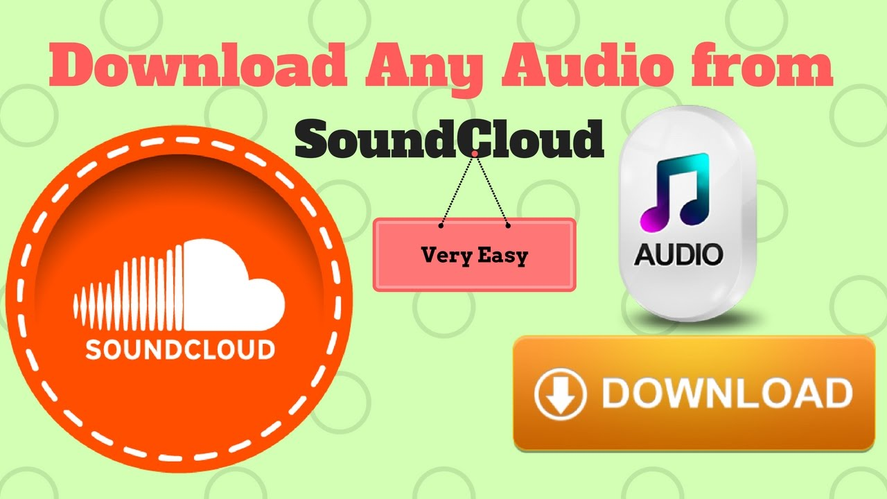 How to Download Any Audio from SoundCloud Very Easy URDU/HINDI |SoundCloud  Downloader