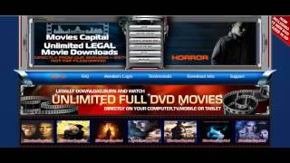 Movies Capitol - Unlimited LEGAL Movie Downloads