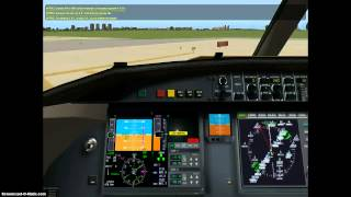 X-Plane 10 Series | Take-Off | ATC Instruction