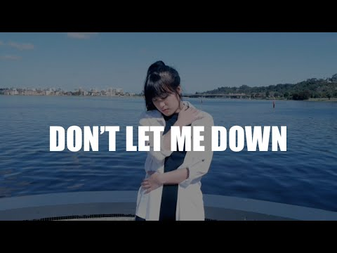 Don't Let Me Down - The Chainsmokers (Vidya & KHS Remix) | Lia Kim Choreo Dance Cover
