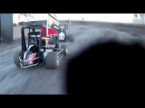 Lemoore Raceway 5/26/18 Jr Sprint Heat 2 GoPro Tachi Nationals