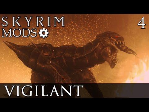 Skyrim Mods: Vigilant - Part 4