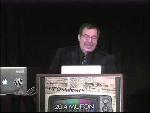 Lee Spiegel - UFOs From Cave Walls to Modern Reports