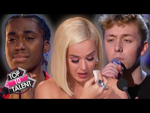 TOP 10 MOST EMOTIONAL Auditions That Made Judges CRY On American Idol 2020!