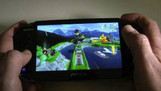 Sony PS Vita Modnation Racers Roadtrip Review
