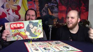 The King Kong Show Cartoon Board Game (1966) - Milton Bradley - Board Gamers