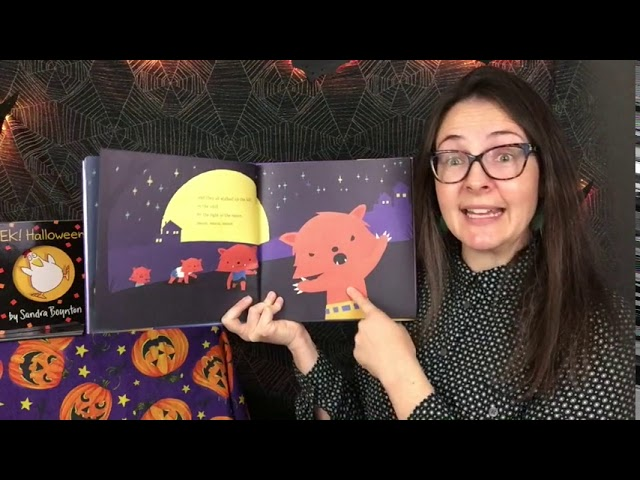Storytime OnDemand: Ghosts Went Floating