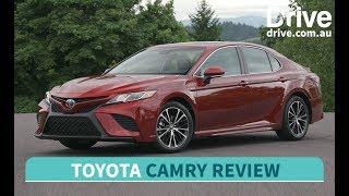 2018 Toyota Camry Review | Drive.com.au