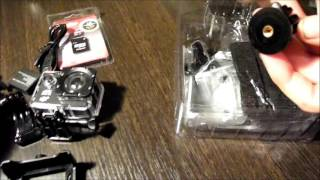 в Garage: Распаковка и обзор экшн камеры Prolike 4K