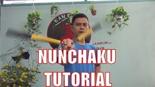 [NUNCHAKU TUTORIAL] Hướng dẫn kỹ thuật cánh bướm 1 côn. Côn nhị khúc. #Nunchaku club