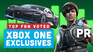 Top 5 Xbox Oฑe Exclusives - Power Ranking