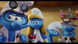 Filme completo e dublado Os Smurfs  e a Vila perdida.