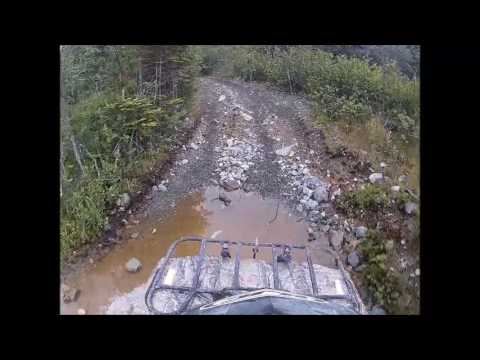 ATV riding in Newfoundland