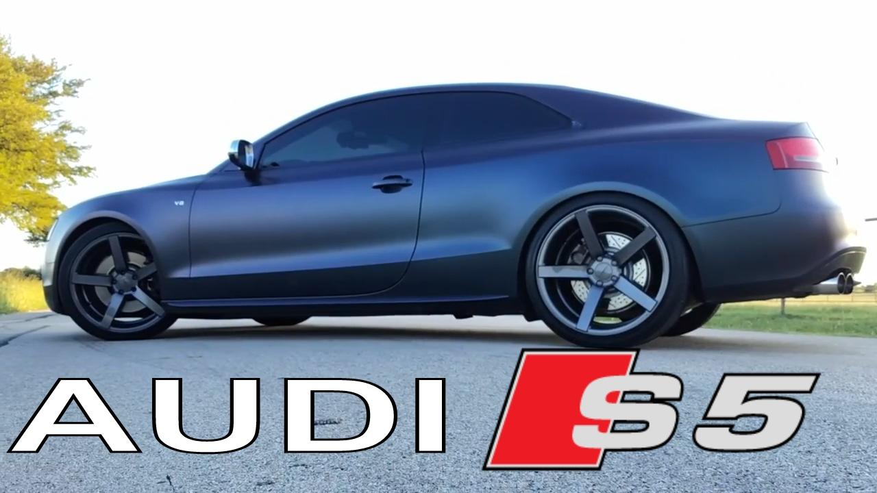Audi S Project Custom S Video Project Shot With Galaxy S - Custom audi s5