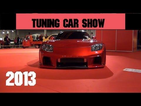 TUNING CAR SHOW 2013 - Helsinki, Finland