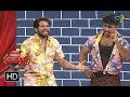 Adhire Abhinay Performance | Jabardasth |  11th January 2018  | ETV  Telugu