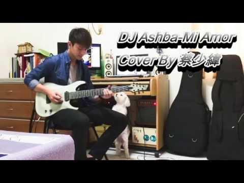 Dj Ashba - Mi Amor  Cover By 蔡少緯