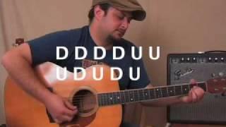 Gambar cover Cranberries - Linger - Super Easy Beginner Acoustic Guitar Lesson