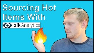 How to Source Hot Selling Items Using Zik Analytics | eBay Dropshipping 2019
