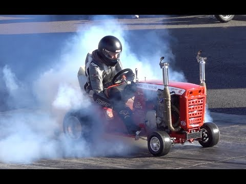 QUICKEST TRACTOR IN THE WORLD - 1/4 Mile 11.92 @ 108mph