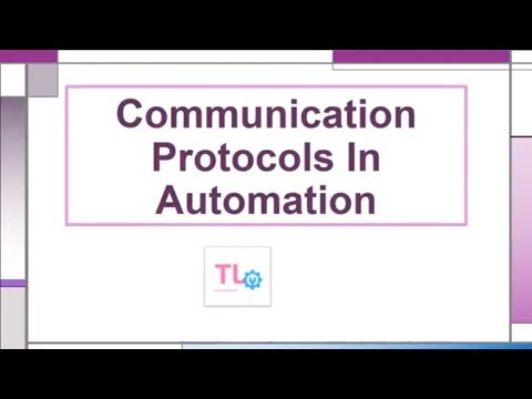 Communication Protocols In Automation