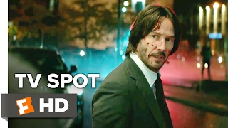 John Wick: Chapter 2 TV SPOT - Tactical (2017) - Keanu Reeves Movie