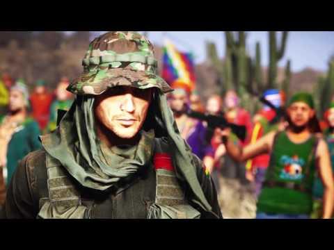 Tom Clancy's Ghost Recon: Wildlands Official Open World of the Wildlands Trailer