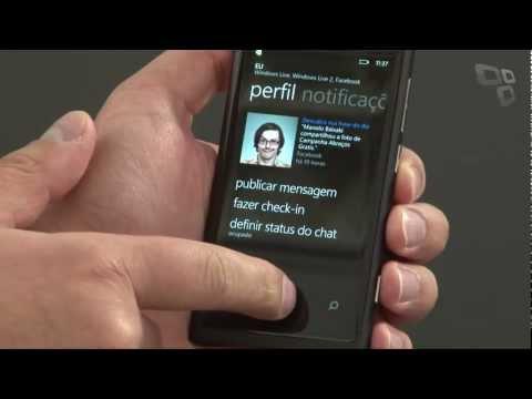 Nokia Lumia 800 [Análise de Produto] - Tecmundo