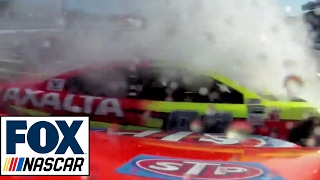 """Radioactive: Martinsville - """"Oh my [expletive]. What a [expletive]."""" 