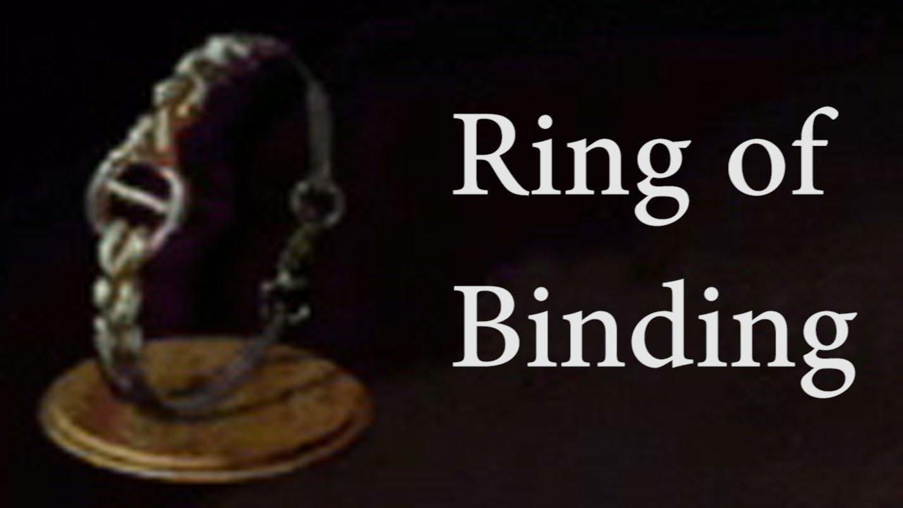 Dark Souls  Ring Of Binding Location