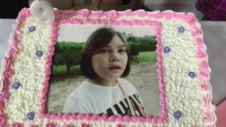 Aniversário de 9 anos da Luana