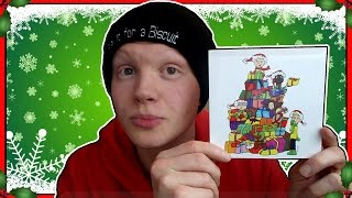Tomohawk and Friends Christmas Cards 2016
