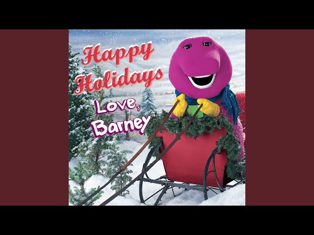 barney 12 days of christmas