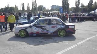 5-ый этап чемпионата Молдовы по автослалому 2015.
