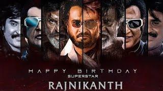 ரஜினிகாந்த் பிறந்தநாள்.. டிரெண்டாகும் ஹேஷ்டேக்குகள்..Happy Birthday Rajinikanth
