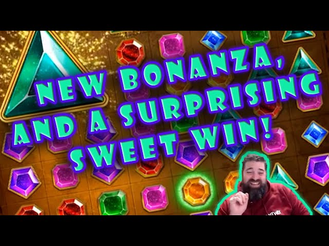 SWEET WIN on Gems Bonanza